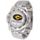 Grambling State Tigers Sport Steel Band Men's Watch