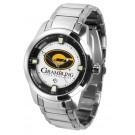 Grambling State Tigers Titan Steel Watch