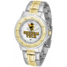 Georgia Tech Yellow Jackets Competitor Two Tone Watch