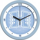 "Hawaii Rainbow Warriors 12"" Blue Wall Clock"