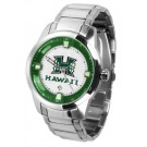 Hawaii Rainbow Warriors Titan Steel Watch