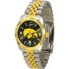 Iowa Hawkeyes Executive AnoChrome Men's Watch by