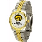 """Iowa Hawkeyes """"The Executive"""" Men's Watch by"""
