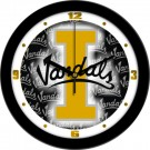 "Idaho Vandals 12"" Dimension Wall Clock"