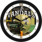 "Idaho Vandals 12"" Helmet Wall Clock"