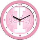 "Idaho Vandals 12"" Pink Wall Clock"