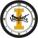 "Idaho Vandals Traditional 12"" Wall Clock"