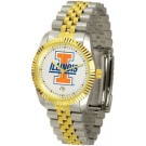 """Illinois Fighting Illini """"The Executive"""" Men's Watch by"""