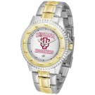 Indiana Hoosiers Competitor Two Tone Watch