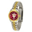 Indiana Hoosiers Ladies Executive AnoChrome Watch by