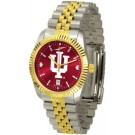 Indiana Hoosiers Executive AnoChrome Men's Watch by