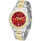 Iowa State Cyclones Competitor AnoChrome Two Tone Watch