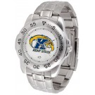 Kent State Golden Flashes Sport Steel Band Men's Watch