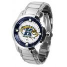 Kent State Golden Flashes Titan Steel Watch
