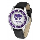 Kansas State Wildcats Competitor Men's Watch by Suntime