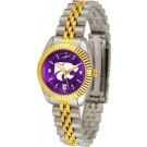 Kansas State Wildcats Ladies Executive AnoChrome Watch by