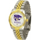 """Kansas State Wildcats """"The Executive"""" Men's Watch by"""