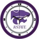"Kansas State Wildcats Traditional 12"" Wall Clock"