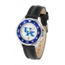 Kentucky Wildcats Competitor Ladies Watch with Leather Band