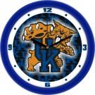 "Kentucky Wildcats 12"" Dimension Wall Clock"