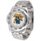Kentucky Wildcats Sport Steel Band Men's Watch