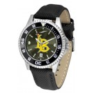 California State (Long Beach) Dirtbags Competitor AnoChrome Men's Watch with Nylon/Leather Band and Colored Bezel