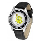 California State (Long Beach) Dirtbags Competitor Men's Watch with Nylon / Leather Band