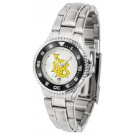 California State (Long Beach) Dirtbags Competitor Ladies Watch with Steel Band