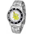 California State (Long Beach) Dirtbags Competitor Men's Watch with Steel Band