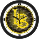 """California State (Long Beach) Dirtbags 12"""" Dimension Wall Clock"""