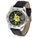 California State (Long Beach) Dirtbags Sport AnoChrome Men's Watch with Leather Band
