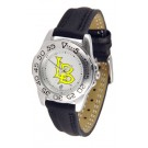 California State (Long Beach) Dirtbags Ladies Sport Watch with Leather Band