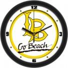 "California State (Long Beach) Dirtbags Traditional 12"" Wall Clock"