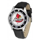 Louisville Cardinals Competitor Men's Watch by Suntime