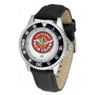 Louisiana (Lafayette) Ragin' Cajuns Competitor Men's Watch with Nylon / Leather Band