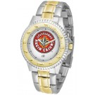 Louisiana (Lafayette) Ragin' Cajuns Competitor Two Tone Watch