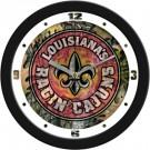 "Louisiana (Lafayette) Ragin' Cajuns 12"" Camo Wall Clock"