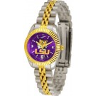 Louisiana State (LSU) Tigers Ladies Executive AnoChrome Watch by