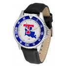 Louisiana Tech Bulldogs Competitor Men's Watch by Suntime