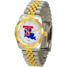 "Louisiana Tech Bulldogs ""The Executive"" Men's Watch"