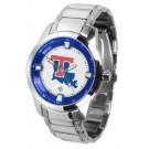 Louisiana Tech Bulldogs Titan Steel Watch