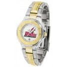Massachusetts Minutemen Competitor Ladies Watch with Two-Tone Band by