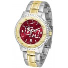 Massachusetts Minutemen Competitor AnoChrome Two Tone Watch by