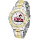 Massachusetts Minutemen Competitor Two Tone Watch by