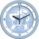 "Maryland Terrapins 12"" Blue Wall Clock"