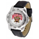 Maryland Terrapins Gameday Sport Men's Watch by Suntime
