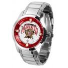 Maryland Terrapins Titan Steel Watch