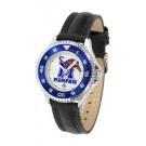 Memphis Tigers Competitor Ladies Watch with Leather Band