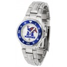 Memphis Tigers Competitor Ladies Watch with Steel Band by
