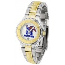 Memphis Tigers Competitor Ladies Watch with Two-Tone Band by